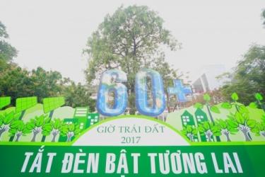 Phong Nha - Kẻ Bàng: Hưởng ứng chiến dịch Giờ Trái đất năm 2017
